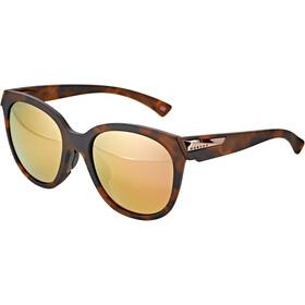 Oakley Low Key Zonnebril Dames, matte brown tortoise/prizm rose gold polarized